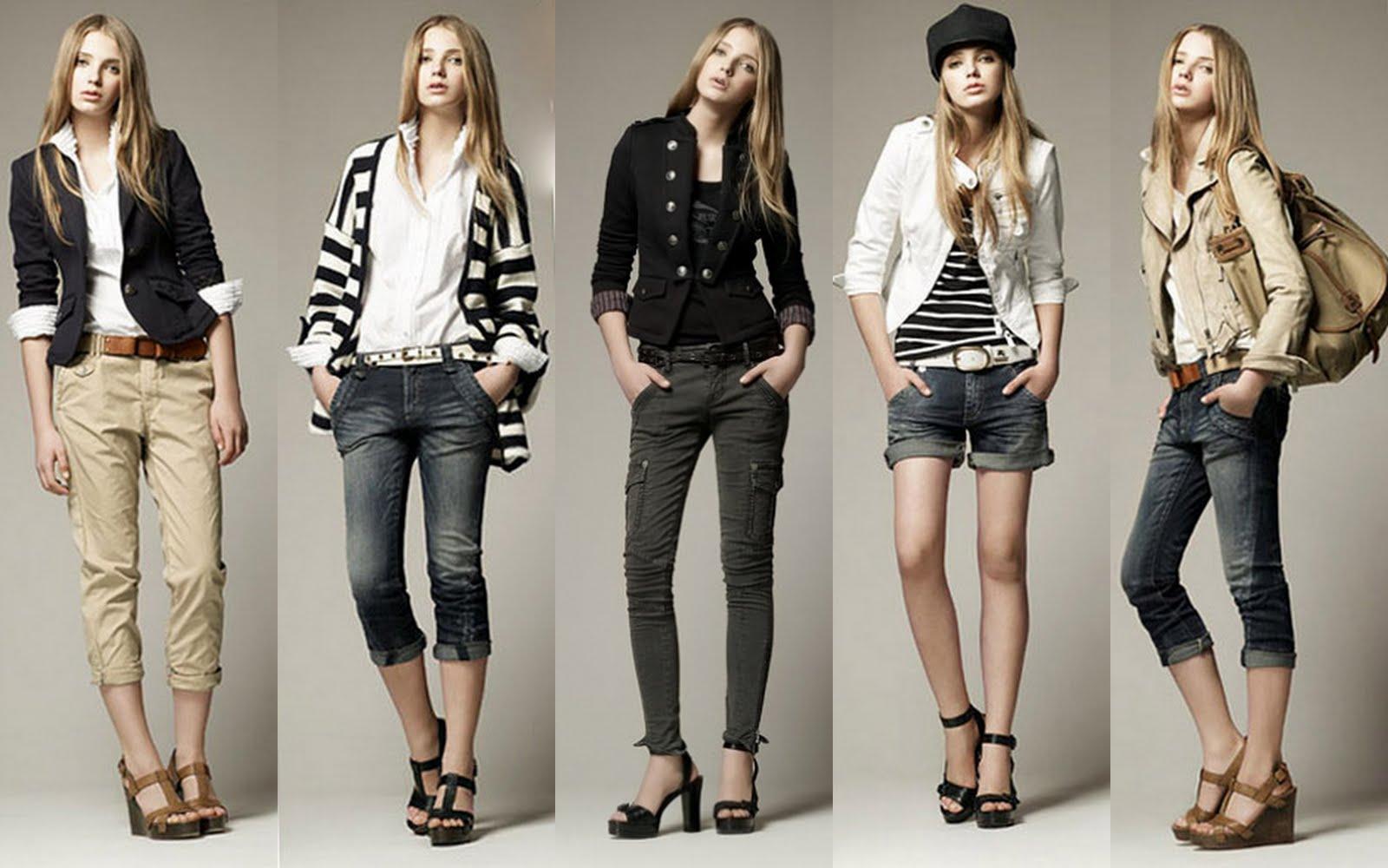 Kleidung Mode